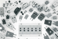 A wide range of thermocouple and RTD connectors